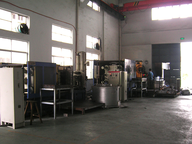 Die-casting workshop